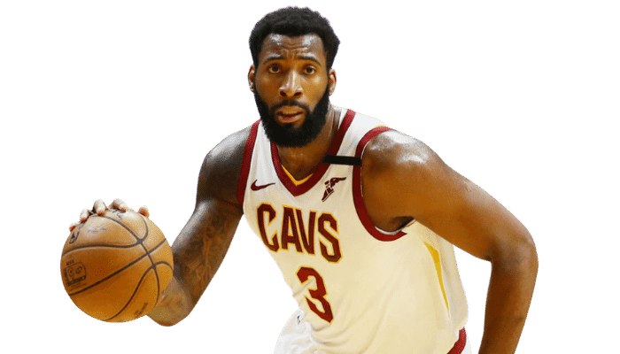 STM Andre Drummond Cleveland Cavaliers (1)